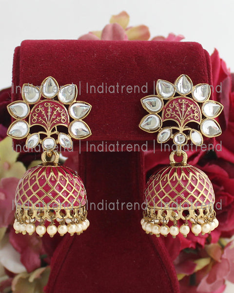 Ghazal Earrings