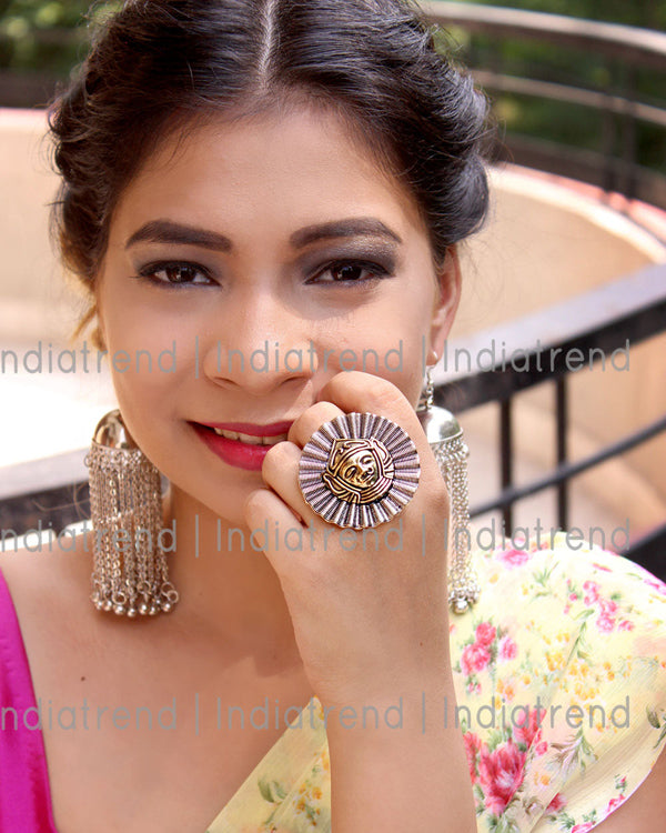 Devi Banjara Ring