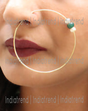 Mehnaaz Nose Ring