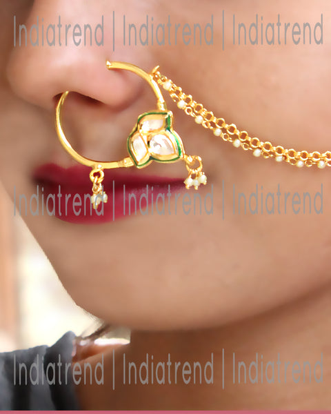 Sakshi Nose Ring