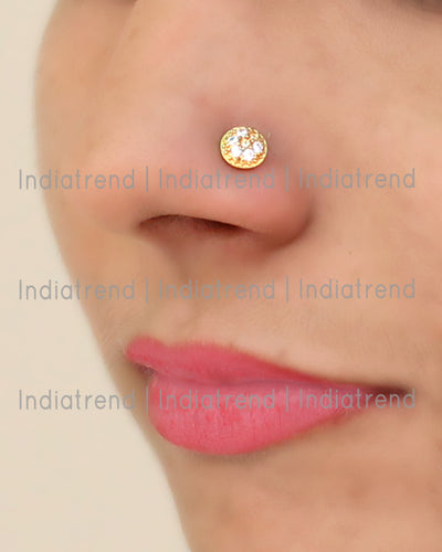Shifa Stud Nose Ring