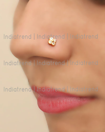 Sharmin Stud Nose Ring