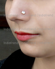 Suhana Stud Nose Pin / Ring