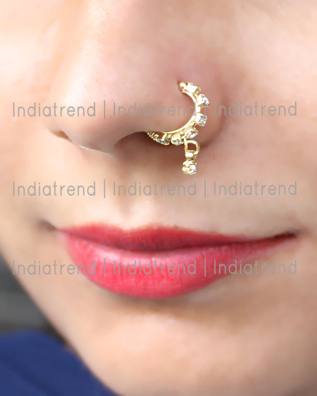 Maysha Nose Ring