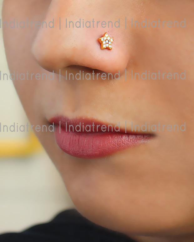Kritika Nose Ring