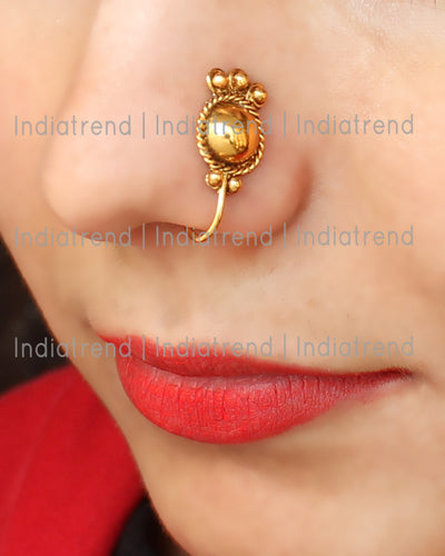 Tanusha Nose Ring