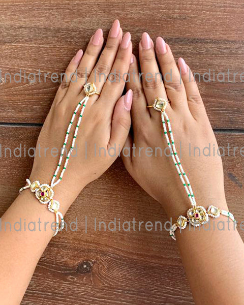 Hyderabad  Hand Harness/Bracelet