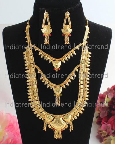 Deepakshi Necklace set