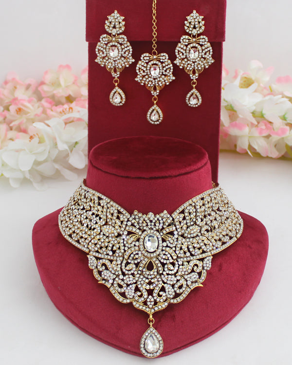 kalpita Necklace Set