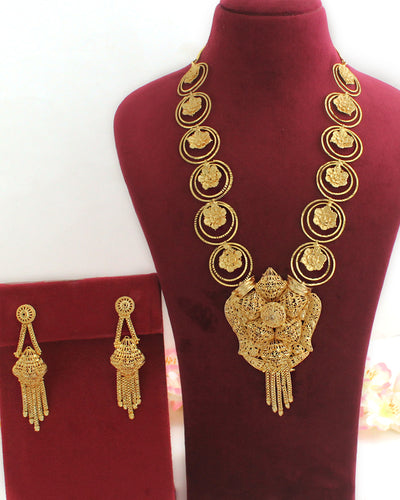 Warda Necklace Set
