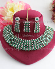 Suzain Necklace Set