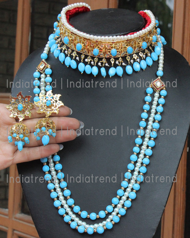 Nura Necklace Set