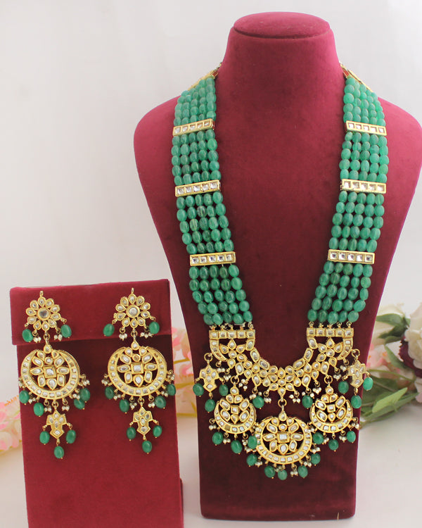 Vasundhara Necklace Set