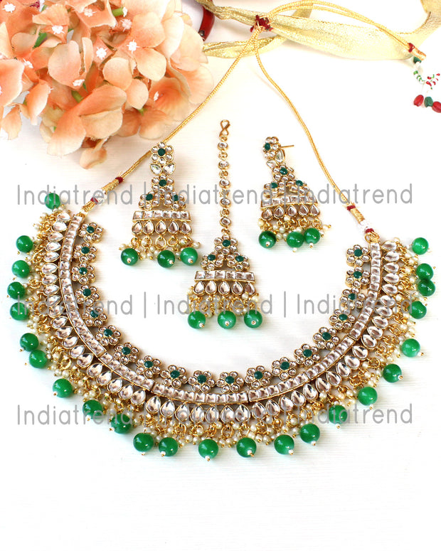 Nihira Necklace Set