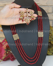 Arshi Necklace Set