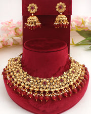 Takshi Necklace Set