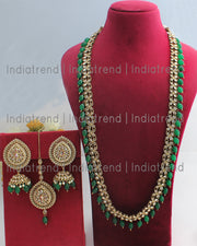 Rubina Necklace Set