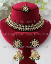 Revti Necklace Set