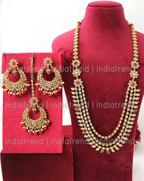 Surbhi Necklace Set