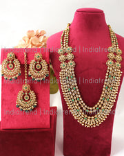 Prisha Necklace Set