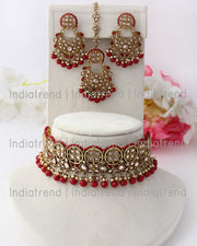 Rehana Necklace Set