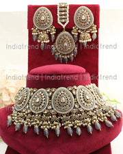 Tapsee Necklace Set