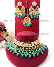 Aneeza Necklace Set