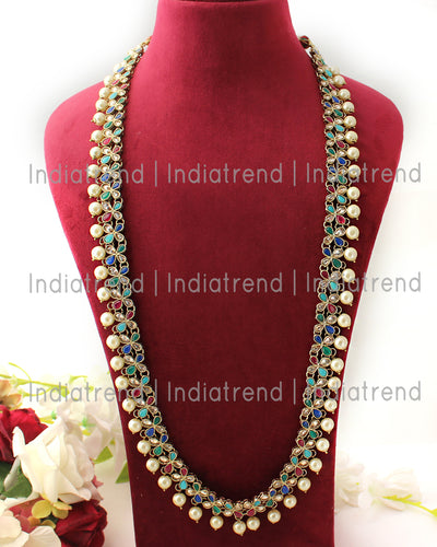 Rubina Mala Necklace