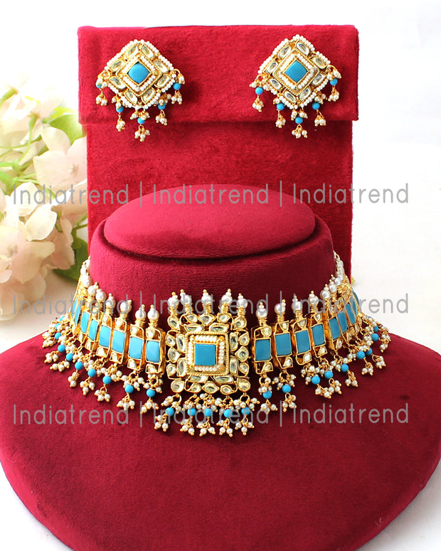 Jeevika Necklace Set