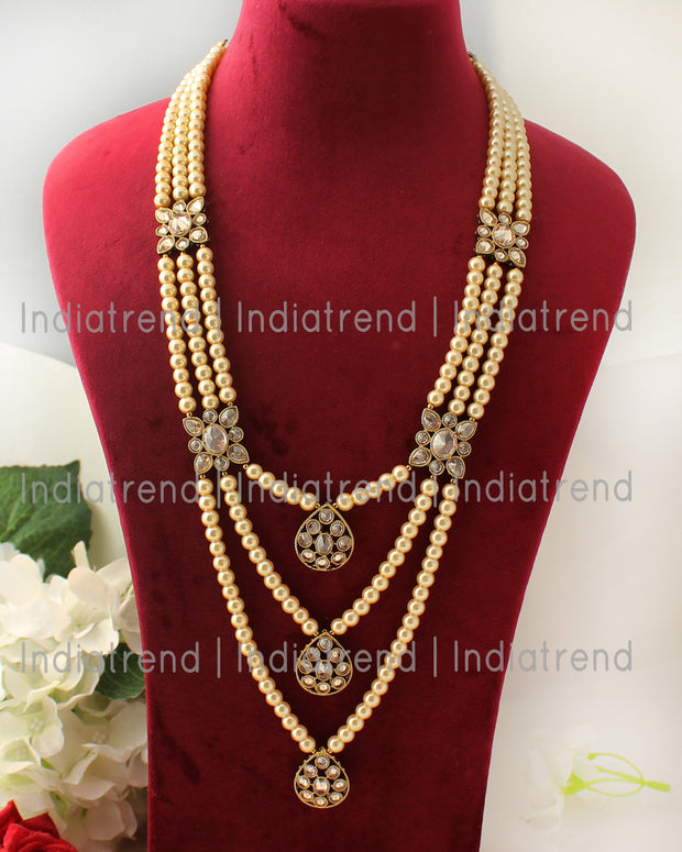Rishabh Groom Necklace