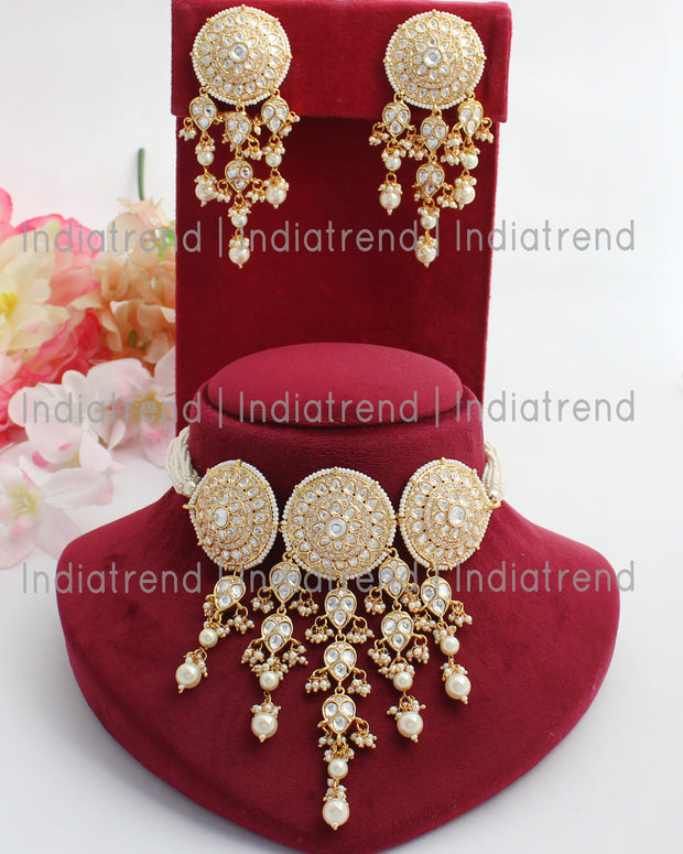Peshawar Necklace Set