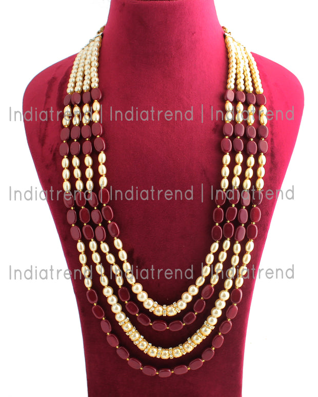 Piyush Groom Necklace