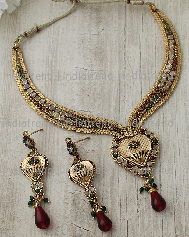Adeeba Necklace Set
