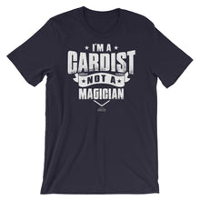 I AM A CARDIST, NOT A MAGICIAN