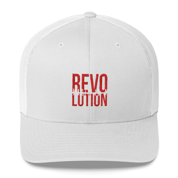 MAGIC IS A REVOLUTION - Embroidered - Trucker Cap