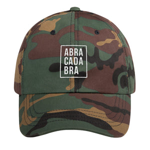 ABRACADABRA - Embroidered - baseball hat