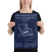 MAGICIAN'S RABBIT TRAP