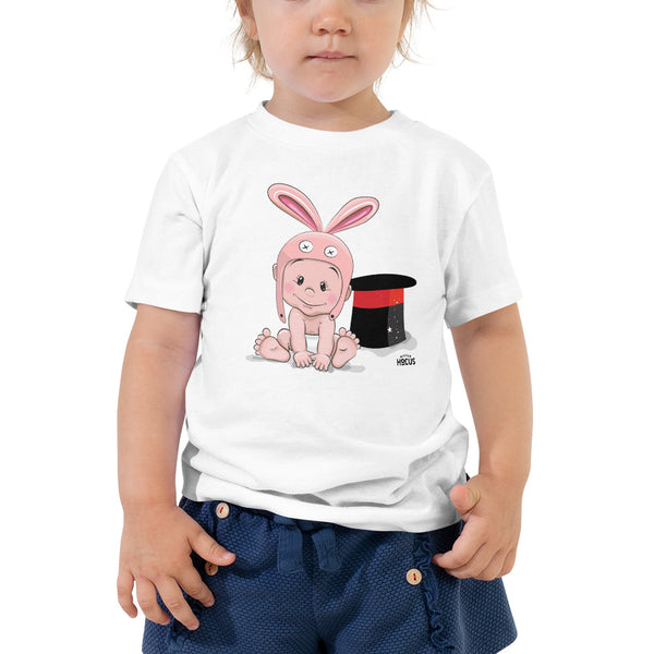 CUTE BUNNY OUT OF THE HAT - kids
