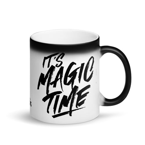 MAGIC MUG! - It changes color! - IT'S MAGIC TIME