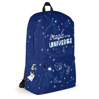 MAGIC IS MY UNIVERSE- backpack