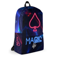 MAGIC LIFE NEON - backpack