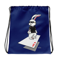 DOODLES AND RABBIT BAG - 2 in 1