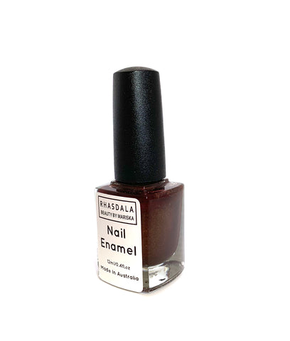 Free -12ml Nail Polish - Decadent- Rich Chocolate