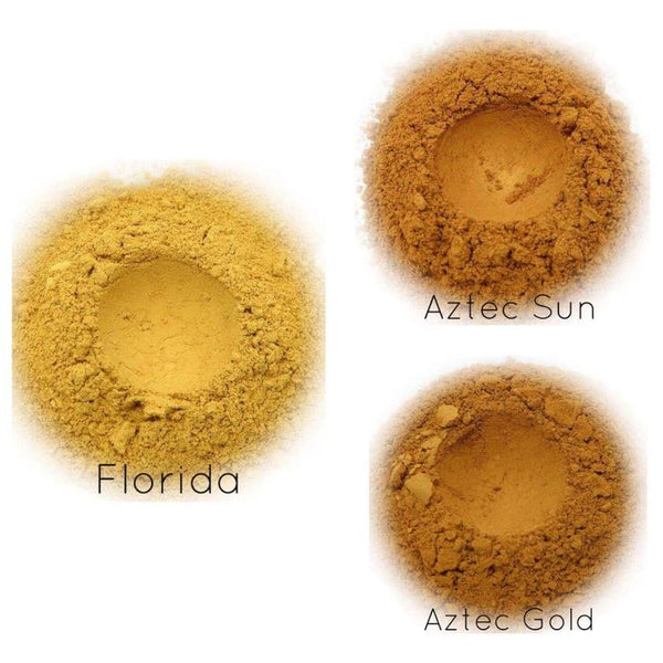 Mineral Eye Shadow Trio - choose any 3 colours -