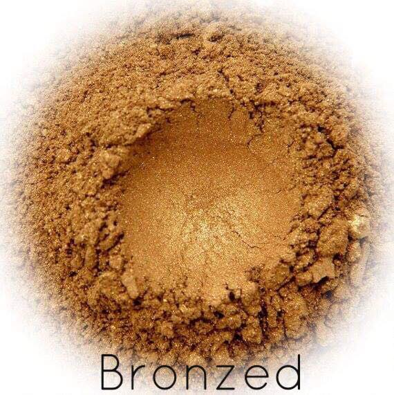 *Neutral Browns* Mineral Eye Shadow - 5g