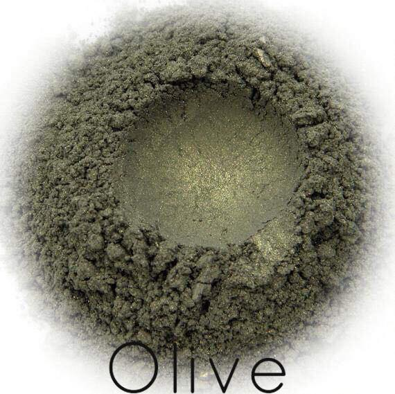 *Fresh Greens* Mineral Eye Shadow - 5g