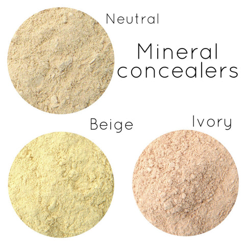 Refill - Mineral Concealers - 5g