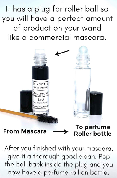 LAST CHANCE ITEM!!  Zero Waste Mascara - Brown