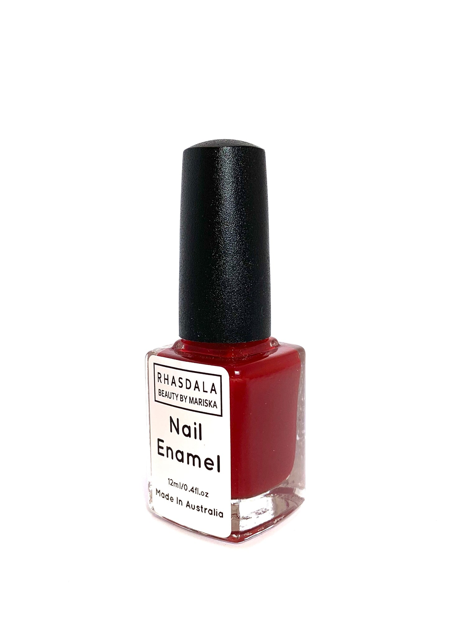 Free -12ml Nail Polish - Scarlett - Flaming Blood Red