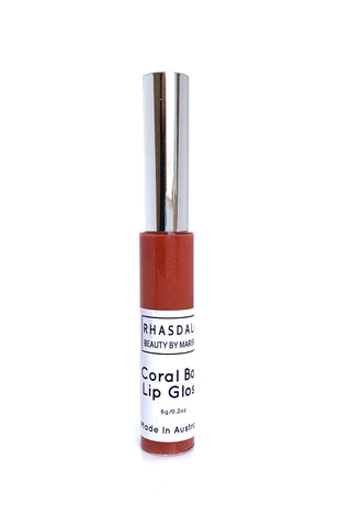 Mineral Lip Gloss *Coral Bay*